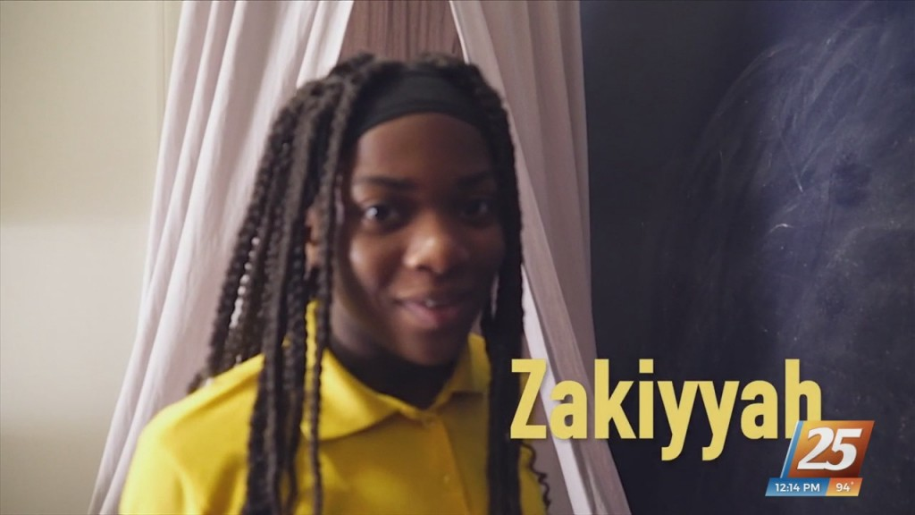 Grant Me Hope: Zakiyyah Hopes To Be Adopted!