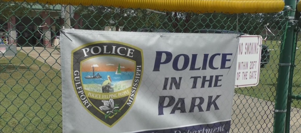 Day Of Fun At The Inaugural Police At The Park Event