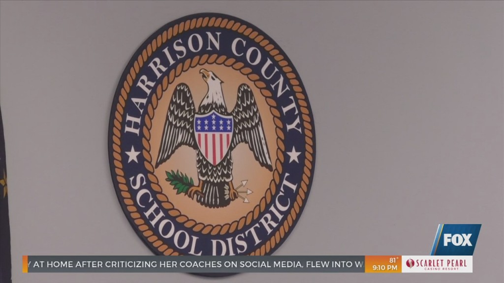 Mask And Facial Coverings Are Optional At Harrison County School District