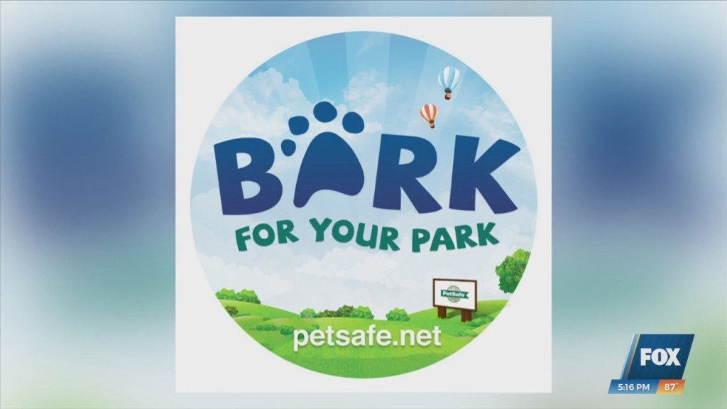 Diamondhead Named Finalist In 'bark For Your Park' Contest
