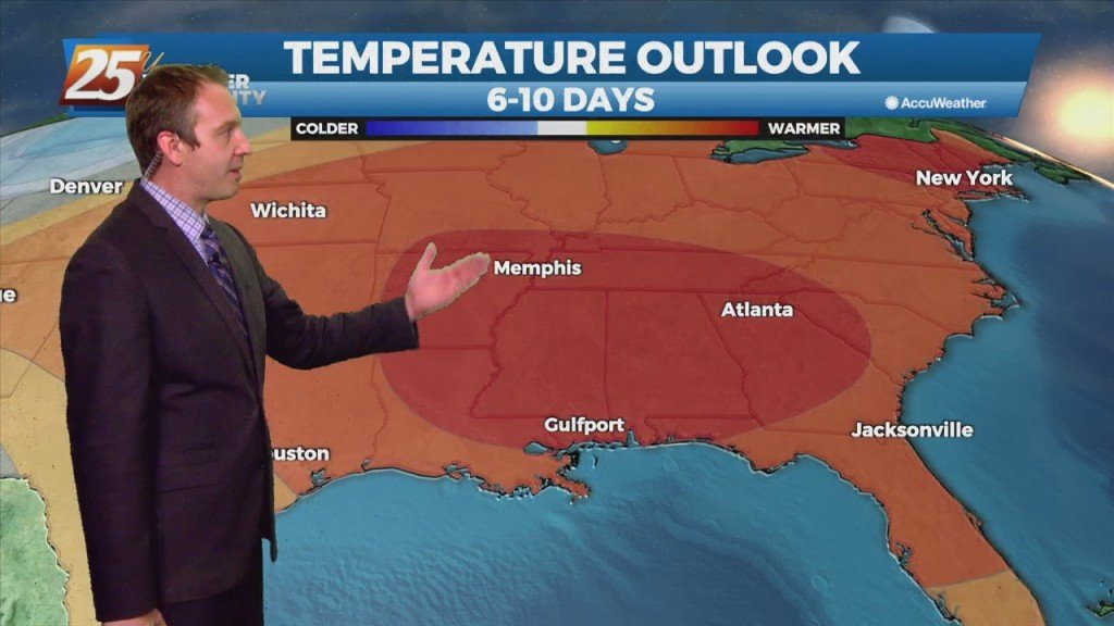 """08/16 Ryan's """"getting Hotter"""" Monday Evening Forecast"""