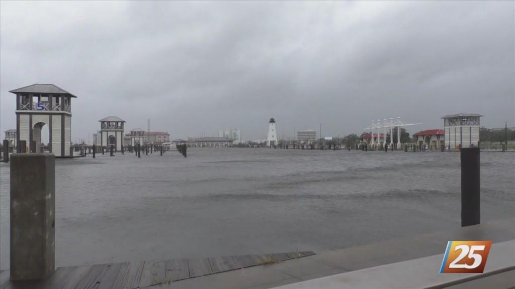 Hurricane Ida Impacts In Harrison County