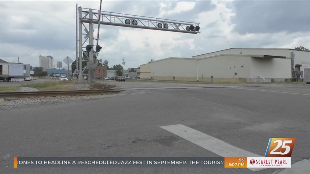 Csx Construction To Cause Multiple Detours In Biloxi