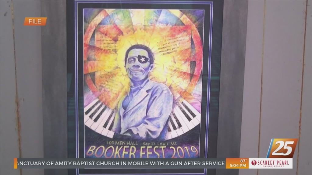 Booker Fest In Bay St. Louis Postponed Until December