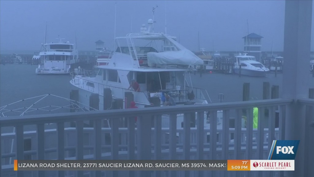 Harbors Along The Coast Begin Evacuations For Ida
