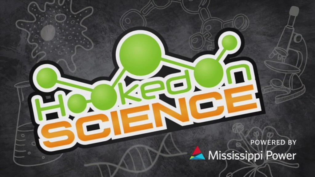 Hooked On Science: August 17th, 2021
