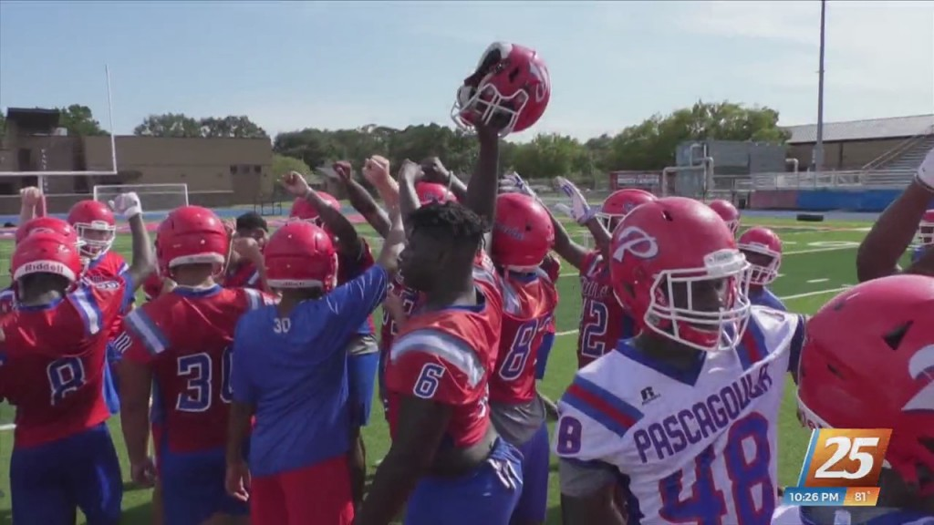 25 Teams In 25 Days: Pascagoula Panthers