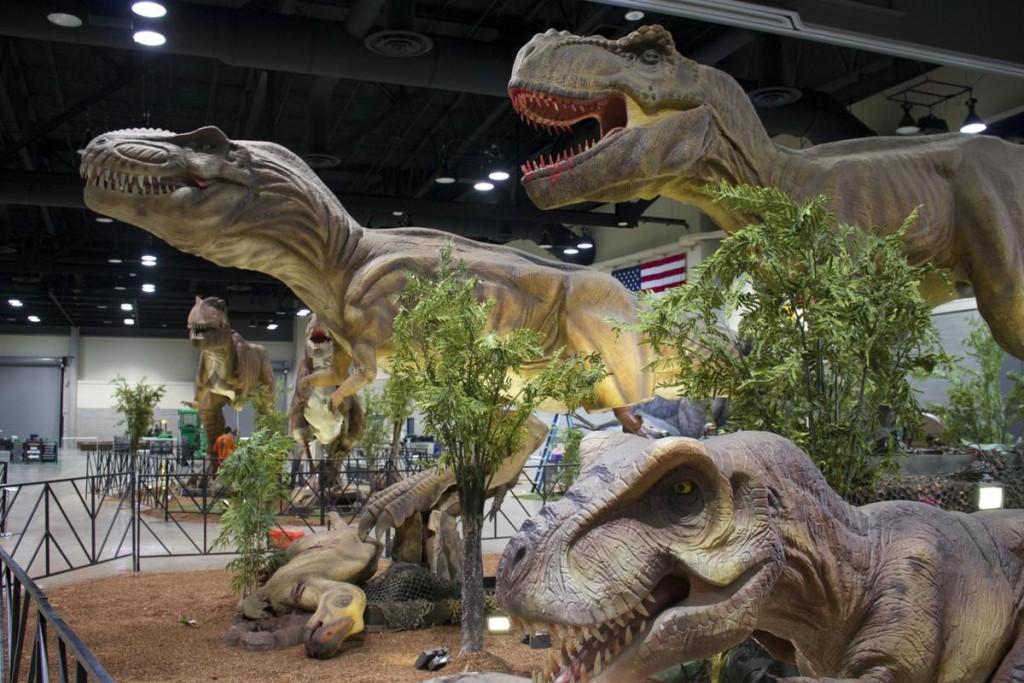 Srx Jurassic Quest T1200