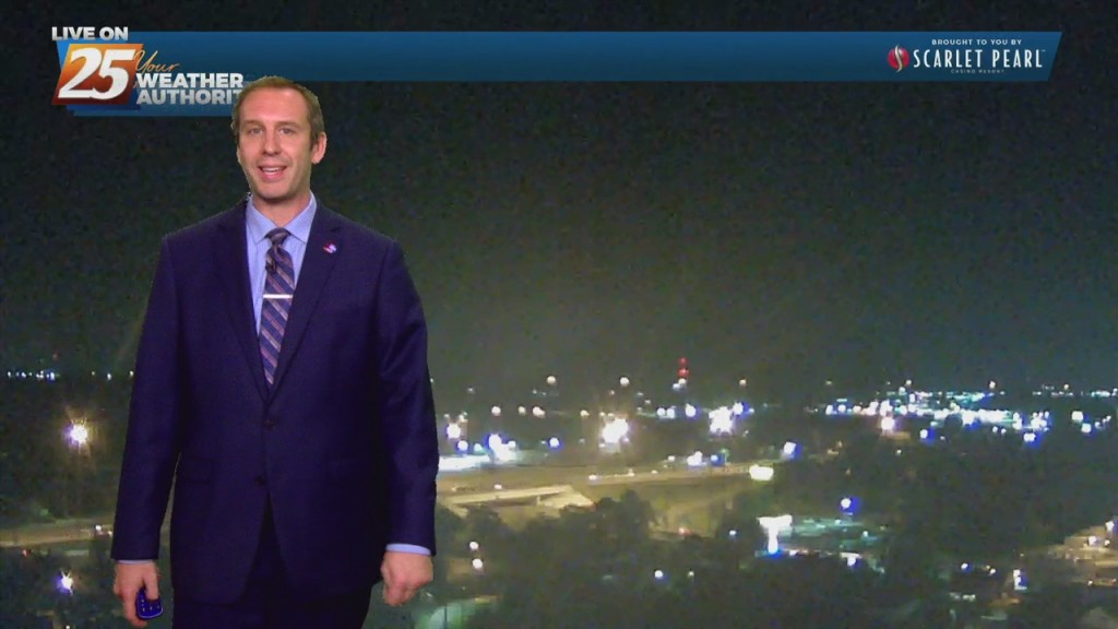 """08/20 Ryan's """"little Relief"""" Friday Night Forecast"""