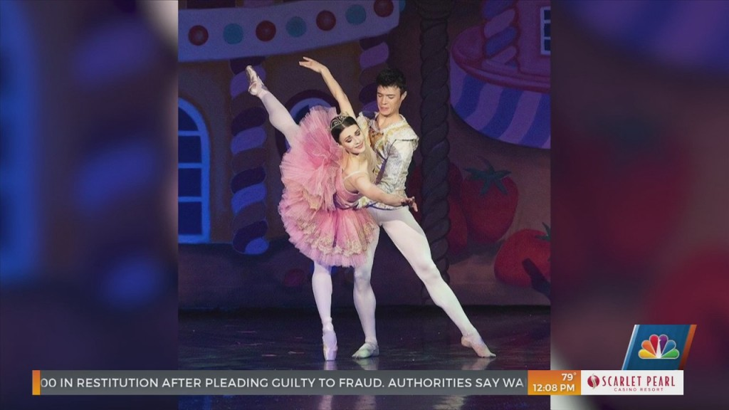 Mississippi Gulf Coast Ballet Theatre Holding Auditions For The Nutcracker