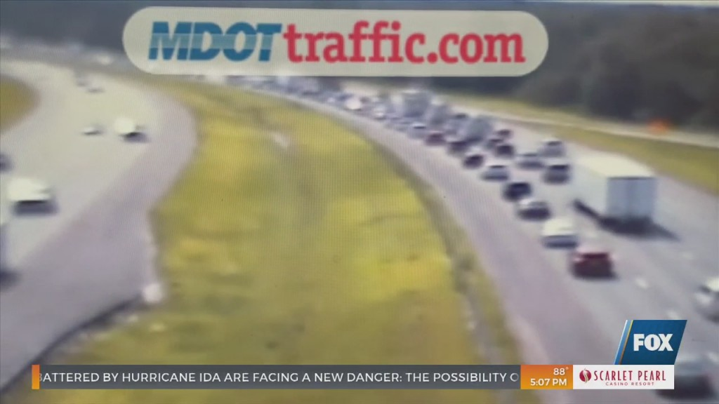 Traffic Issues In South Mississippi
