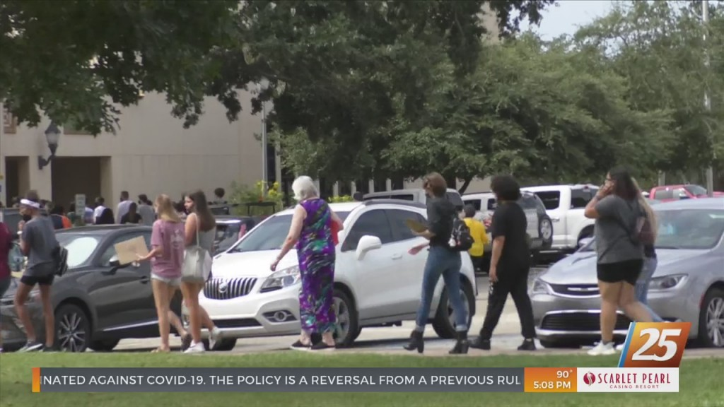 Usm Gulf Park Campus Welcomes Students Back