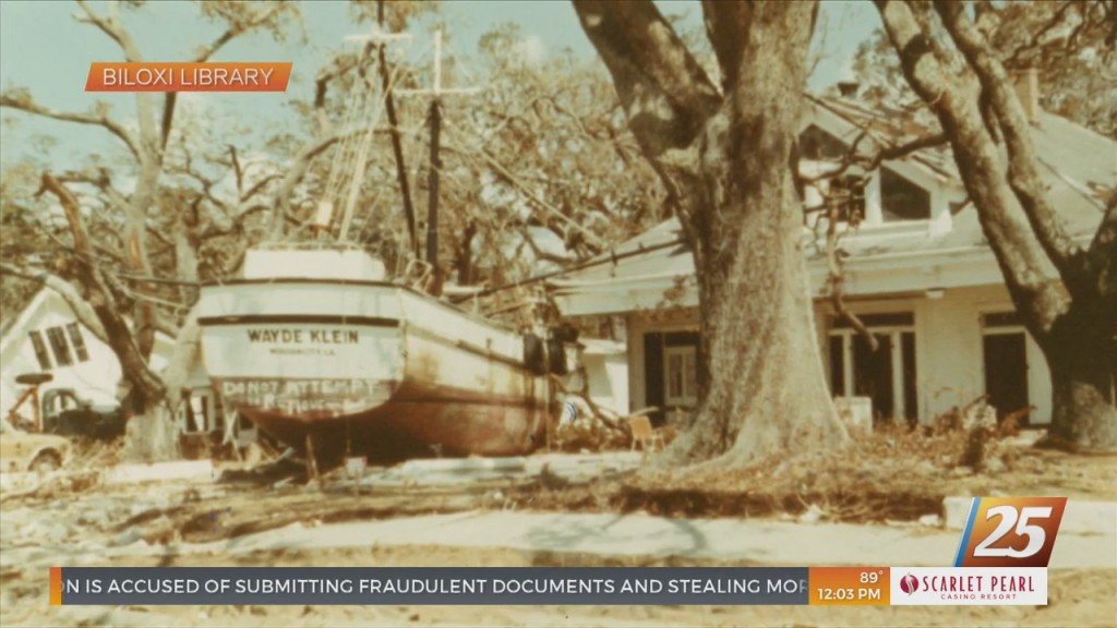 Remembering Hurricane Camille