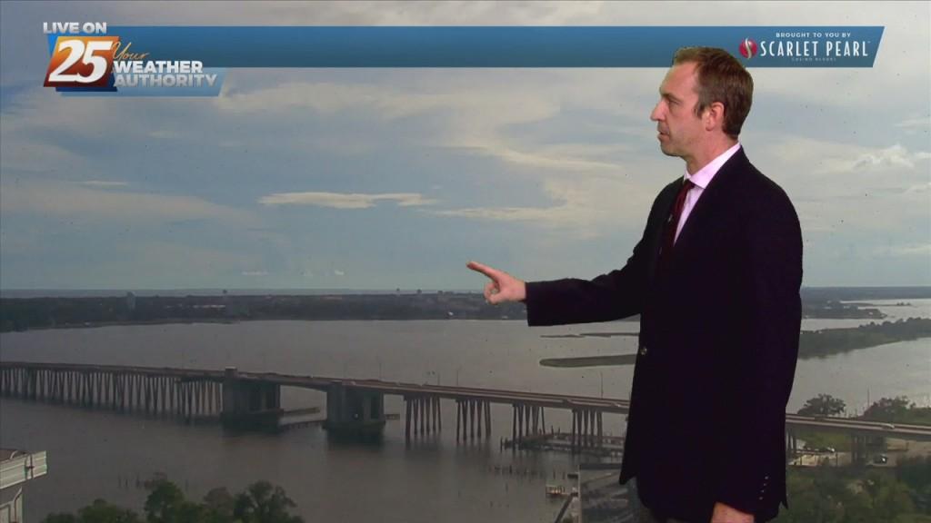 "08/13 Ryan's ""sea Breeze"" Friday Evening Forecast"