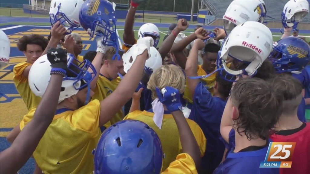 News 25's 25 Teams In 25 Days: St. Martin Yellowjackets
