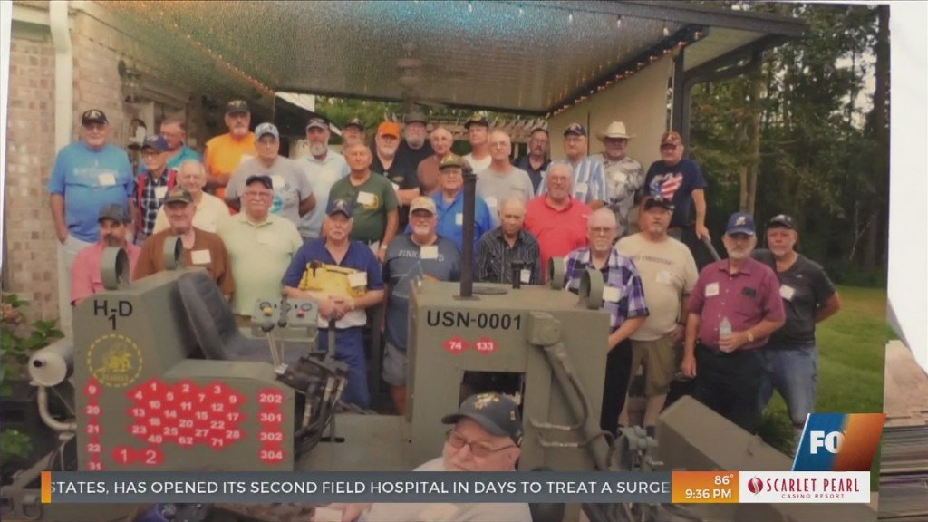 Final Day Of Seabee Battalion Reunion
