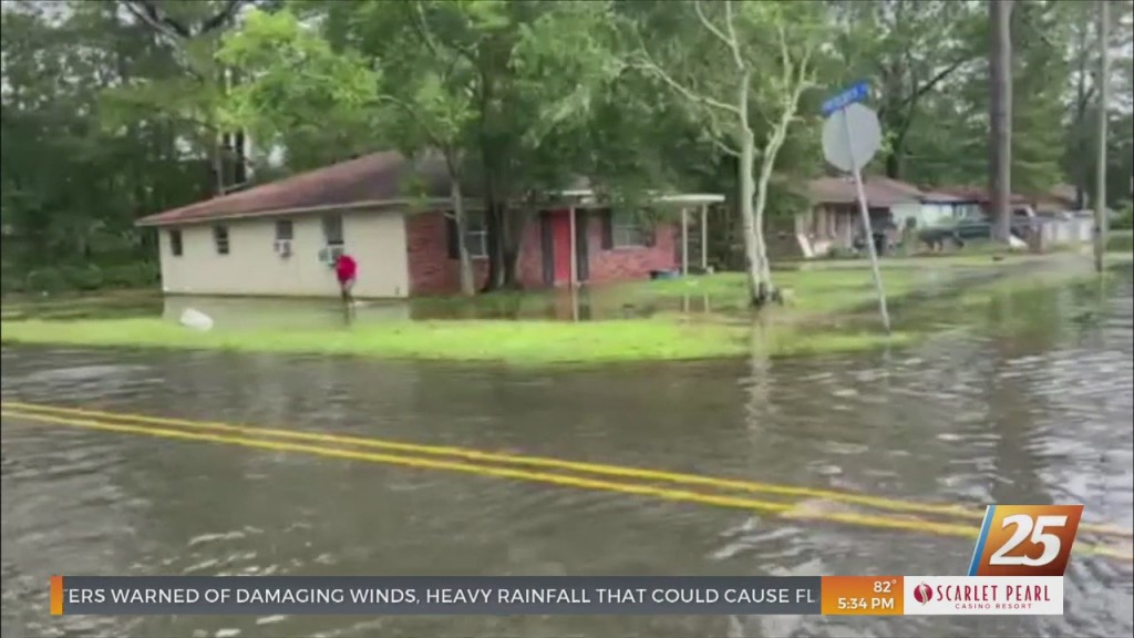 Flooding Concerns In Jackson County