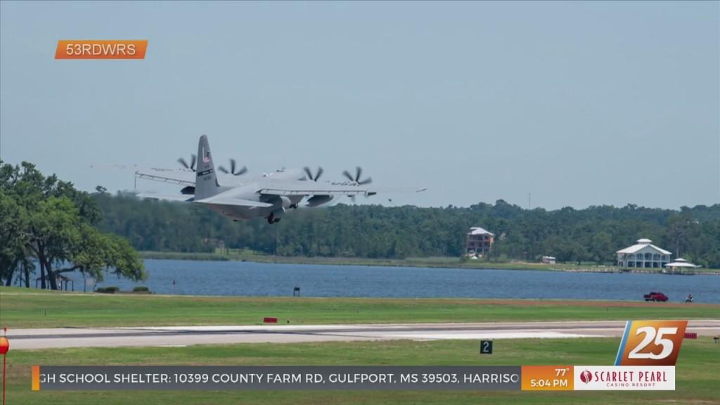 Hurricane Hunters Relocating Aircrafts Ahead Of Ida
