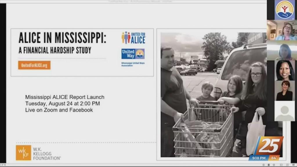 'alice In Mississippi' Report