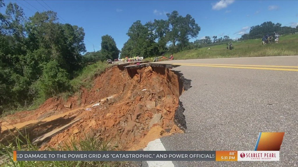 Highway 26 Collapse Leaves Two Dead, At Least Ten Injured In George County