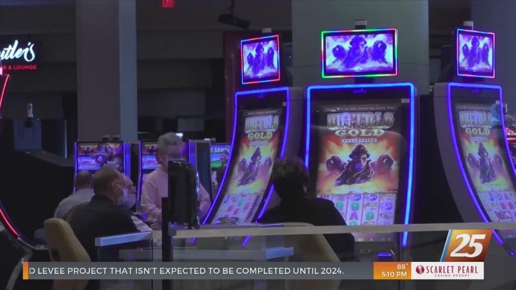 Coast Casinos Reopen After Hurricane Ida