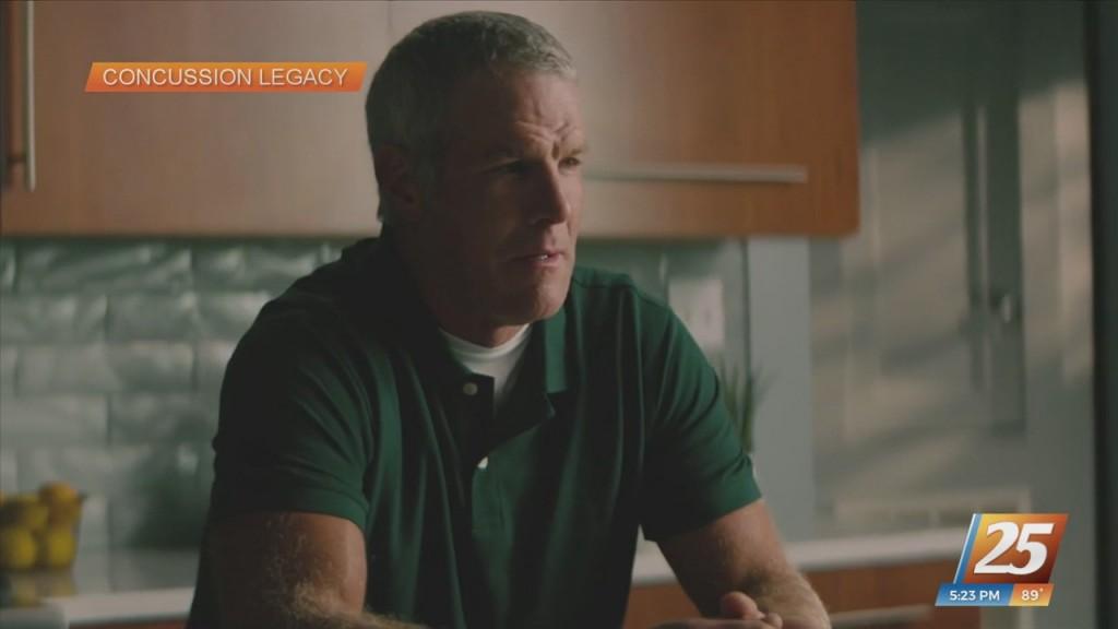 Brett Favre Promotes Flag Football For Kids Under 14