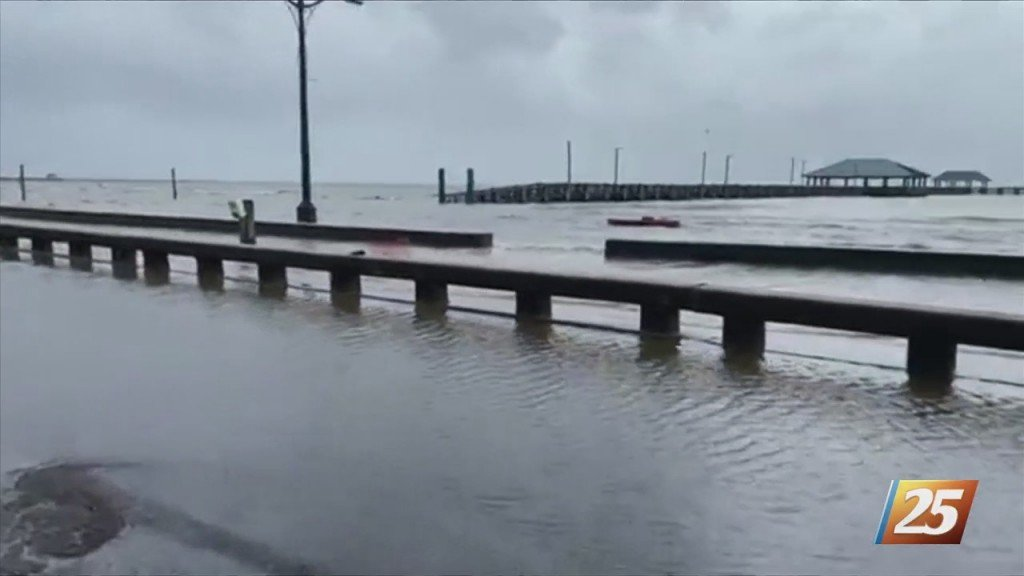 Hurricane Ida Impacts In Jackson County