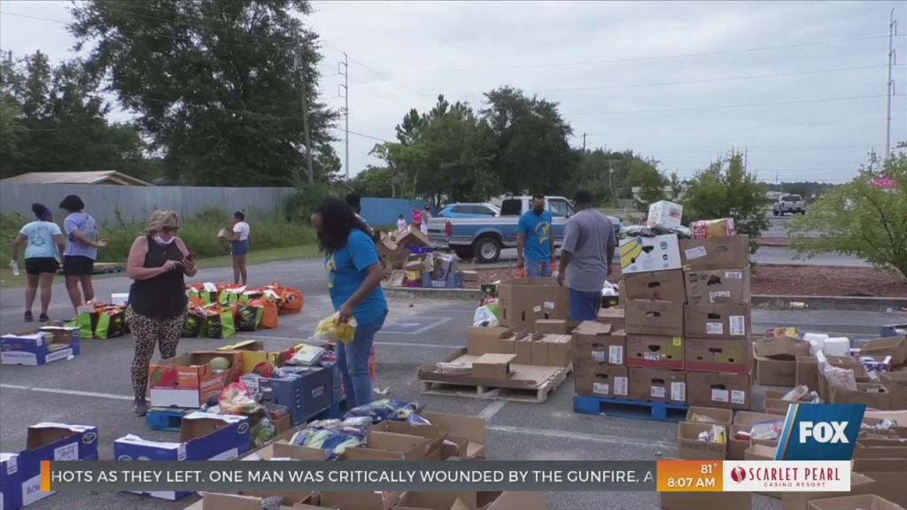 Local Organization Comes Together To Serve The Community