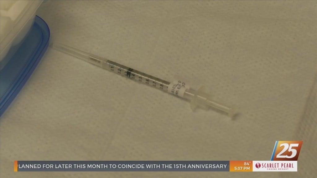Memorial Hospital Continues Pop Up Vaccine Events
