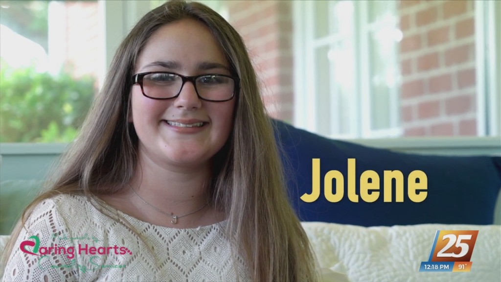 Grant Me Hope: Jolene Is Hoping To Get Adopted