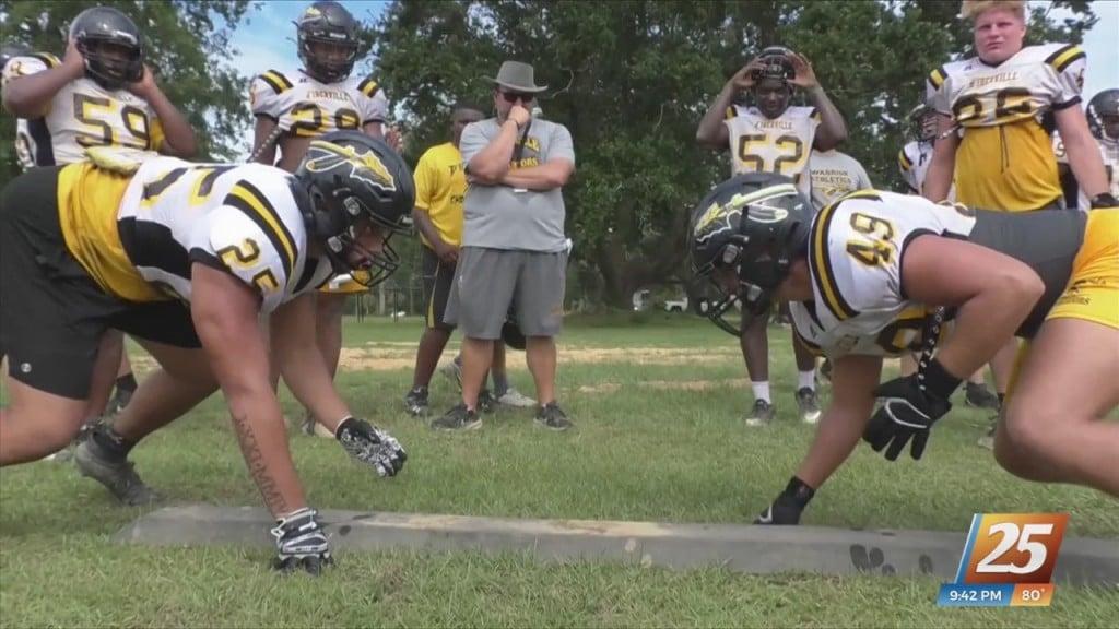 News 25's 25 Teams In 25 Days: D'iberville Warriors