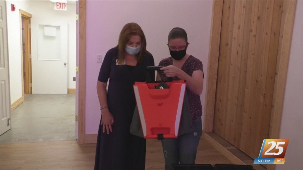 Local Woman Receives Women In Construction Scholarship