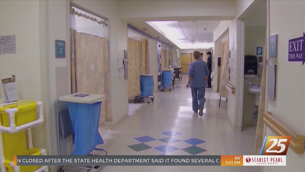 Alarming Rise Of Covid 19 Cases And Hospitalizations In Mississippi