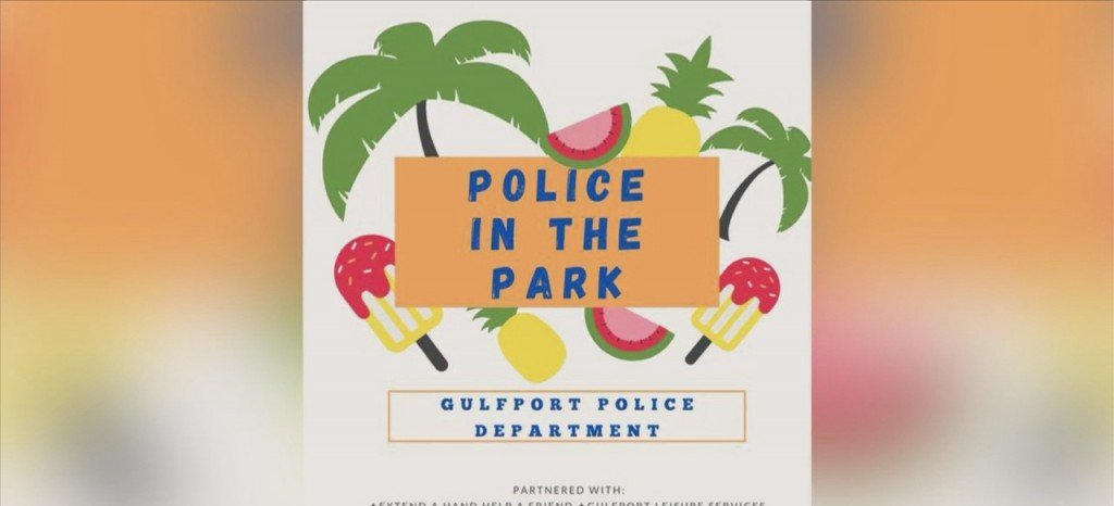 Meet With Local Officers At 'police In The Park'