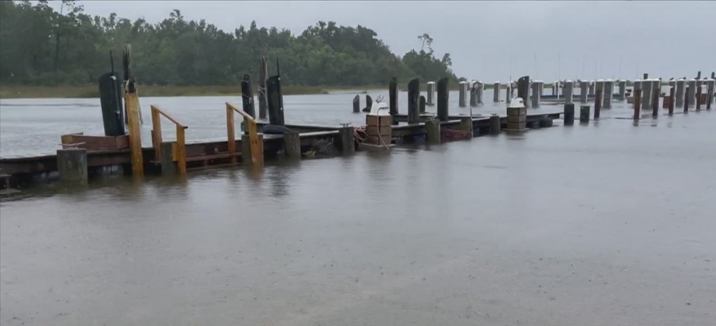 Updates On Conditions From Hurricane Ida In Jackson County