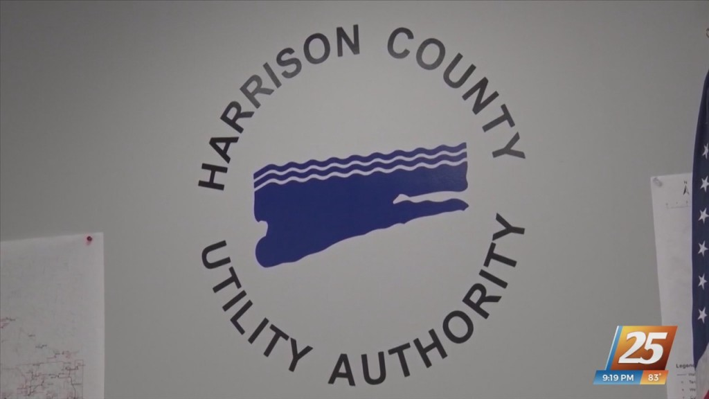 Harrison County Utility Authority Earns Perfect Scores For Clean Water Quality