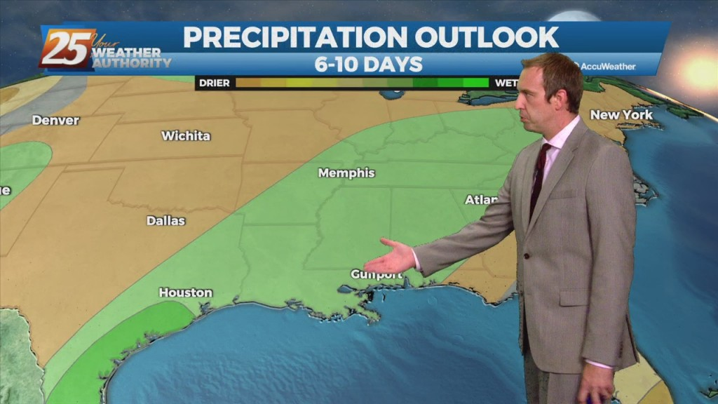 """08/24 Ryan's """"mid Week Clouds"""" Tuesday Night Forecast"""