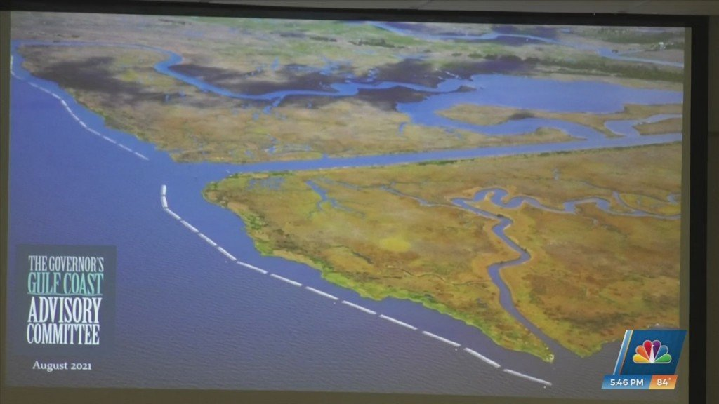 Governor Reeves Announces Gulf Coast Advisory Committee
