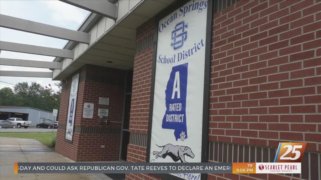 Ocean Springs School District Implementing Mask Mandate