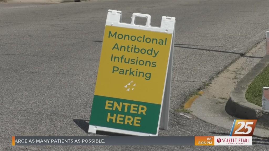Memorial Relocates Monoclonal Infusion Site
