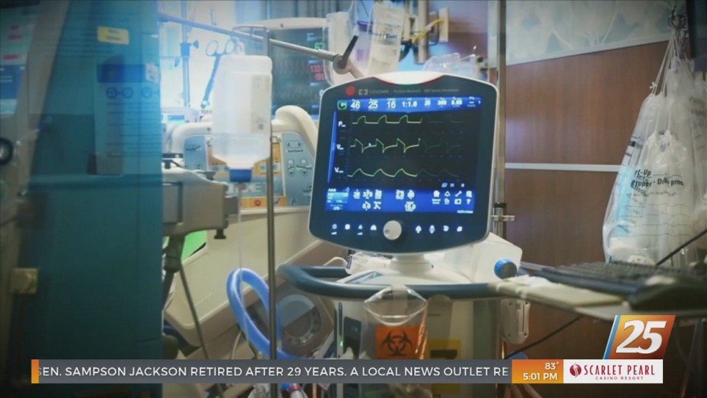 Mississippi Now Number One In Covid Deaths Per Capita