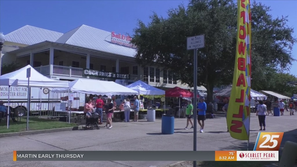 40th Annual Biloxi Seafood Festival Took Place This Weekend