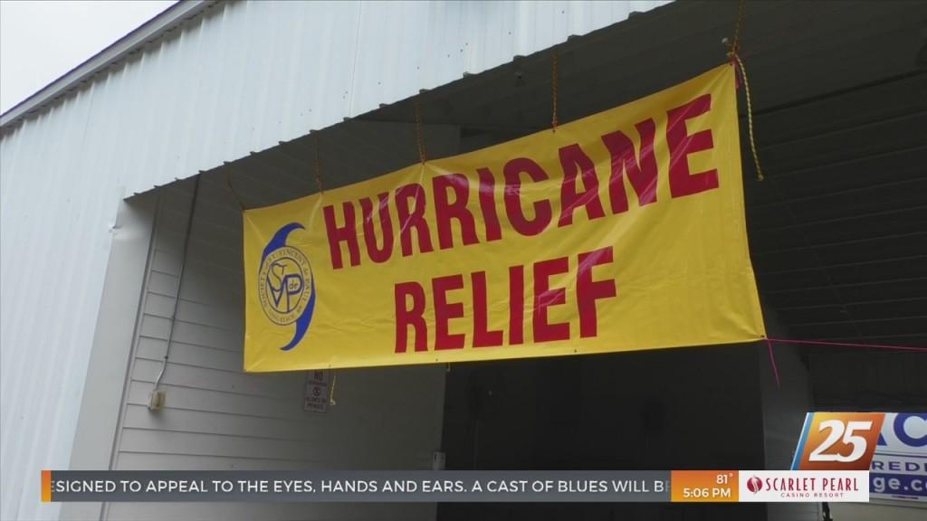 St. Thomas The Apostle Church Holding Hurricane Relief Drive