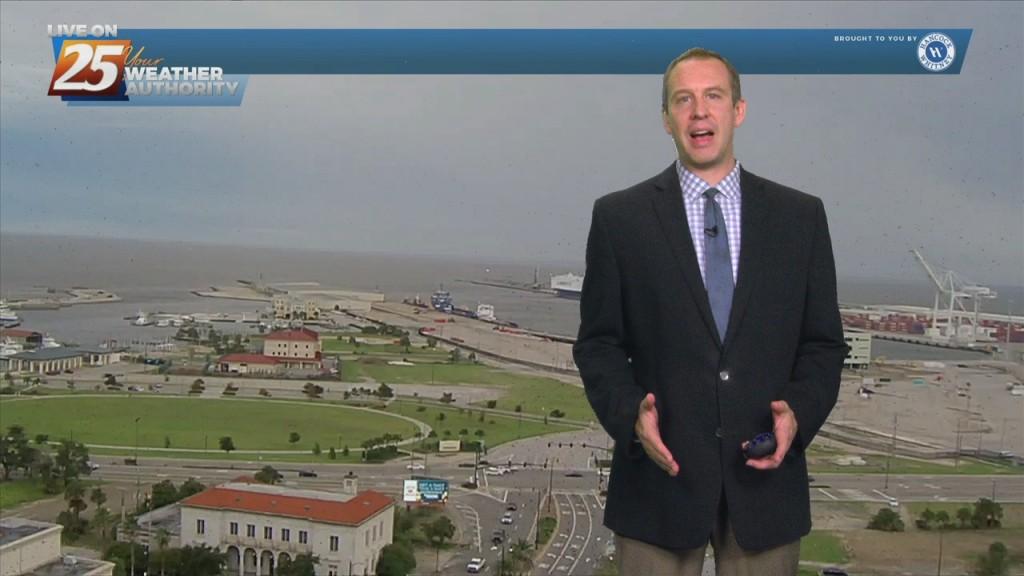"""09/16 Ryan's """"more Rain Ahead"""" Thursday Evening Forecast"""