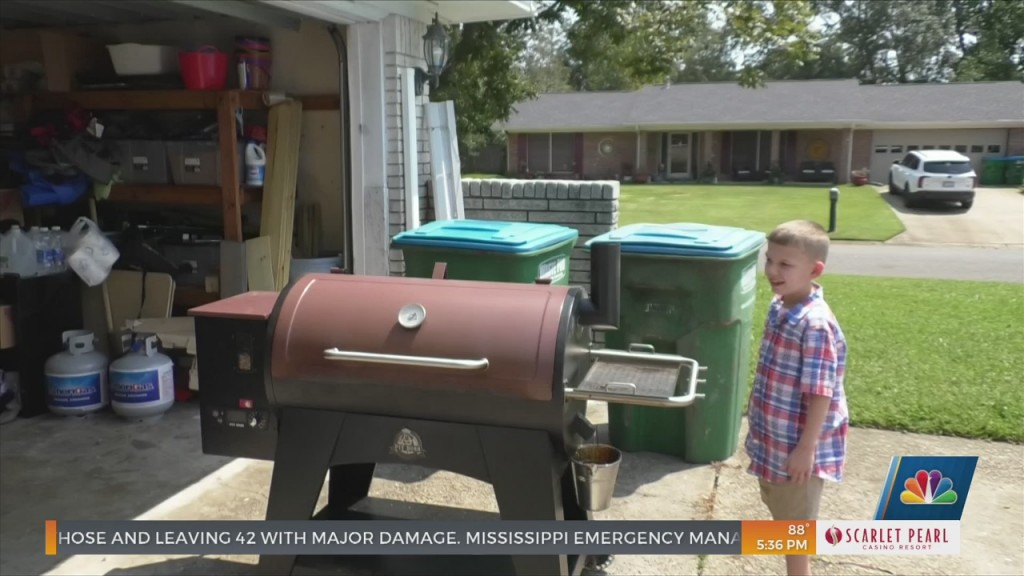 Local Seven Year Old Cook Helping Hurricane Ida Victims One Plate At A Time