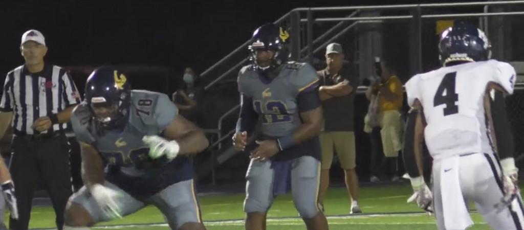 High School Football: Gautier Vs. Moss Point