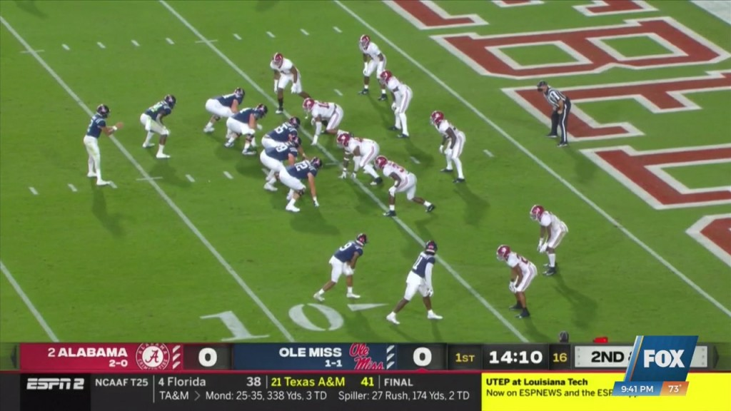 Ole Miss Looking To End Five Game Losing Streak To Crimson Tide