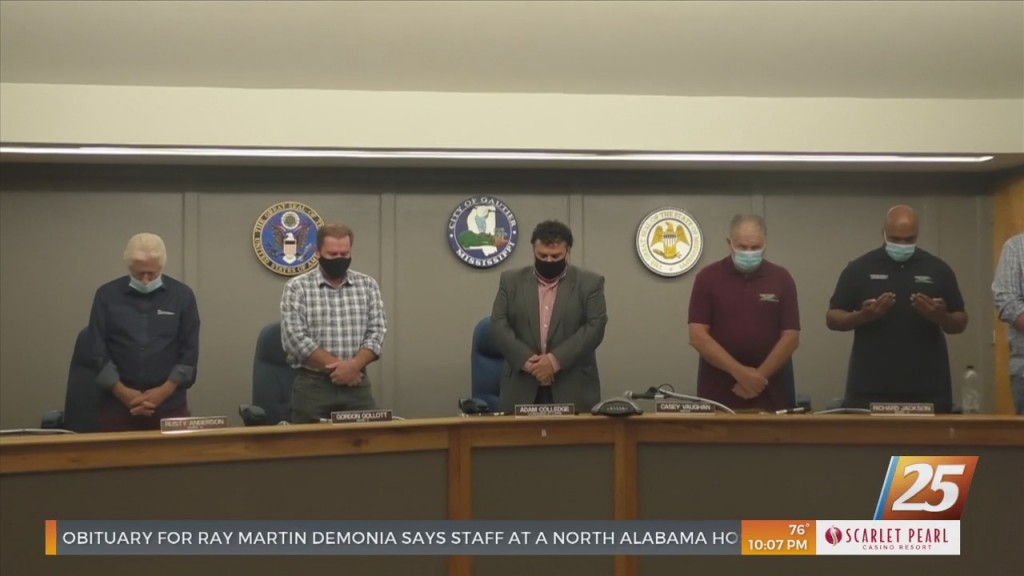 Gautier Approves City Budget For 2022