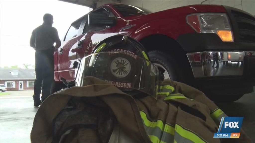 Pascagoula Fire Department Hosting Ida Supply Drive