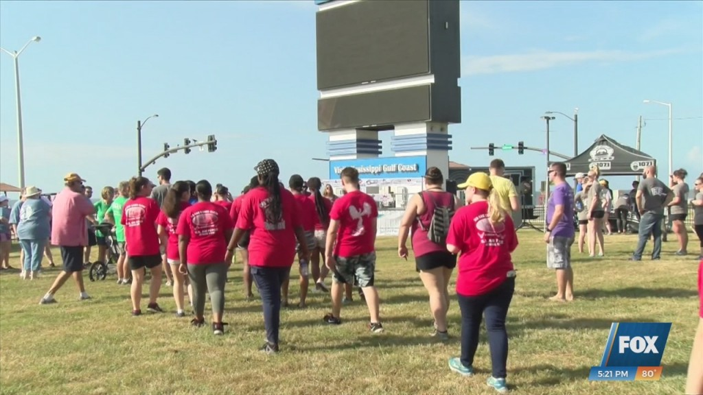 American Foundation Of Suicide Prevention Hosting 'out Of The Darkness Walk'